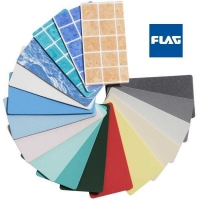 "Пленка с рисунком ""Мозаика неразмытая"" ширина 1,60 м Flagpool Easy Welding (mosaic)"