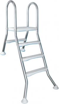 Лестница для сборного бассейна Kripsol SEMIELEVATED 3+1 ступени
