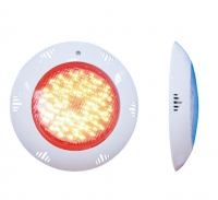 Прожектор светодиодный под плитку из ABS-пластика Pool King 12 Вт, RGB, TLQP-LED12