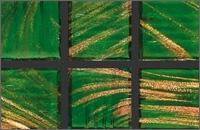 Мозаика стеклянная однотонная Rose Gold Star 10х10 мм G26