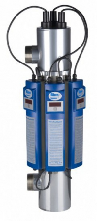УФ-обеззараживатель Van Erp Blue Lagoon UV-C Pro Buster 450000, 60 м3/ч, 3x130 Вт, 220 В