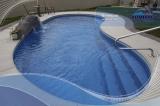 Бассейн Admiral Pools овальный Венеция размер 8,20х4,0 м