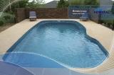 Бассейн Admiral Pools прямоугольный Венесуэла Комфорт размер 10,30х3,95 м