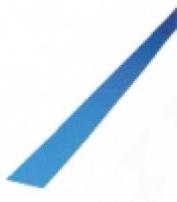 Крепежный материал Полоса 0,05 х 2 м (с синим ПВХ)