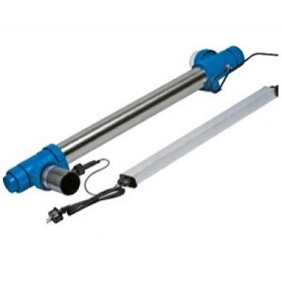 УФ-обеззараживатель Van Erp Blue Lagoon UV-C Amalgam 150000, 130 Вт, 40 м3/ч, 220 В