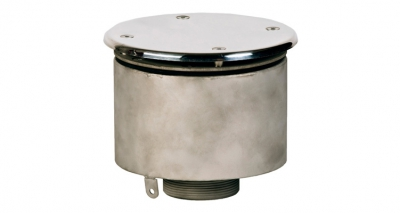 Заборник воды под пленку Xenozone с антивихревой крышкой (165 мм) (ВЗ.625.2)