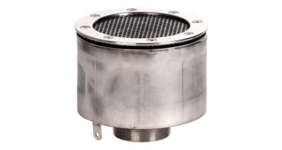 Заборник воды под плитку Xenozone с сетчатой крышкой (165 мм) (ВЗ.625.3)