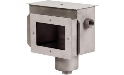 Скиммер под плитку Xenozone с удлиненной горловиной и камерой долива (СК.20.5)